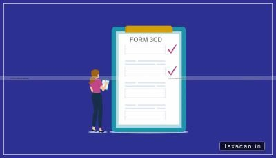 Form 3CD - Income Tax Department - releases - New Tax Audit utility - Schema Version 1.21 - Taxscan