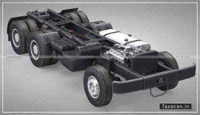 GST - Activity body building - Truck Chassis - Supply of Service - rules - AAR - Taxscan