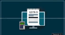 GST - Bombay High Court - GSTR-9 - GSTR-9 filing - public good Taxscan