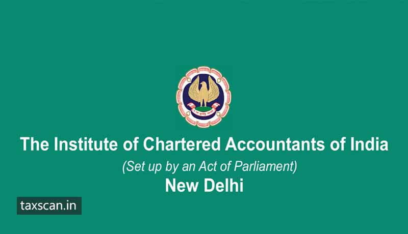 ICAI - extends - deadline - submission - Multipurpose Empanelment Form 2020-21 - Taxscan