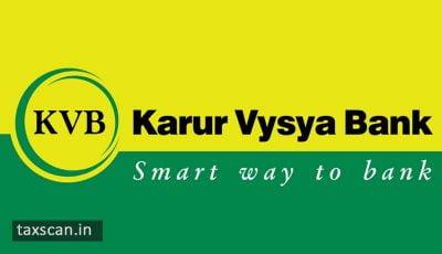 ITAT - interest income - bills discounting - Advance Income - taxation - Karur Vysya Bank - Taxscan