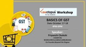 Online Workshop - Basics of GST - GST - Taxscan