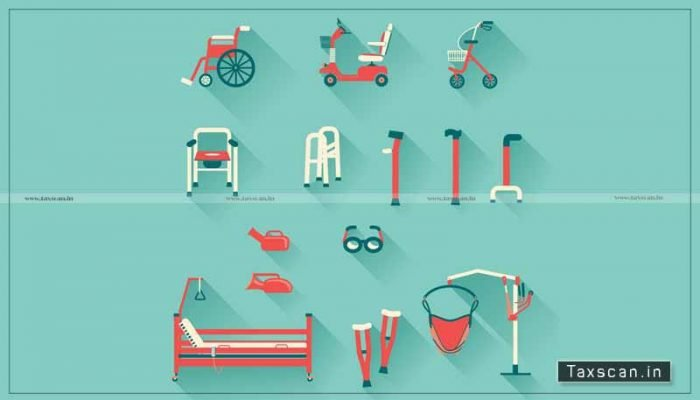 Plea - 5% GST - disability equipments - Supreme Court - grants liberty - representation - GST Council - Taxscan