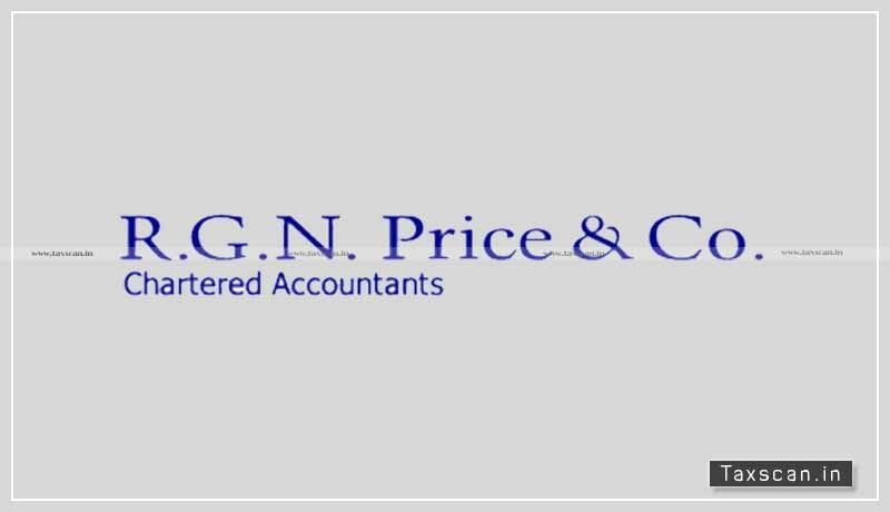 RGN Price Co - Audit Intern - Job Scan - Taxscan