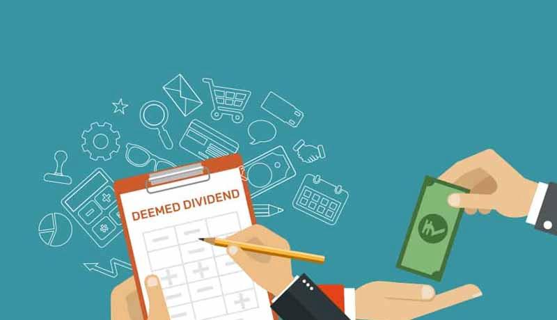deemed dividend - assessed - Taxscan