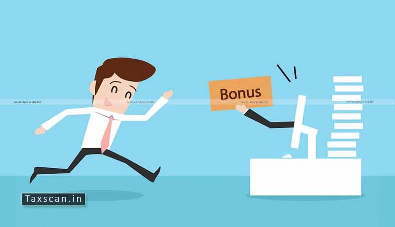 Bonus - Tax Benefit - Shareholder - ITAT - Employee - Taxscan