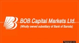 CA - CFA - vacancy - BOBCAPS - Taxscan