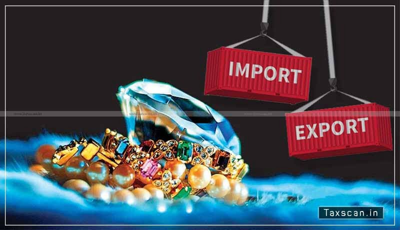 CBIC - export of Gems - Jewellery - Courier - Taxscan