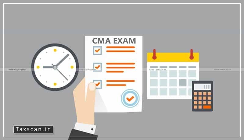 CMA Examinations - December 2020 - ICMAI - Foundation Examination - Taxscan