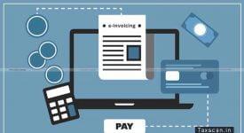E-Invoices- NIC portal - Taxpayers - Taxscan
