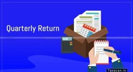 GST - CBIC - furnishing Quarterly Return - Taxscan