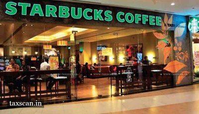 GST- NAA - Starbucks - profiteering - Taxscan