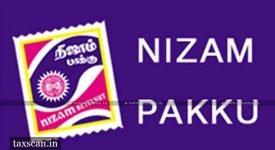GST - Nizam Pakku - AAR - Taxscan