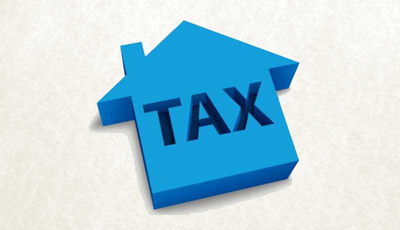 GST - Property Tax - Water Charges - Common Electricity Charges - AAAR - Taxscan