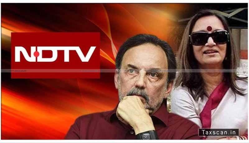 SEBI - NDTV promoters - securities market - insider trading - NDTV - Taxscan