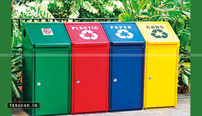 Solid Waste Management - Dumped Garbage - Compost Yards - Bio-Mining - GST - AAR- Taxscan