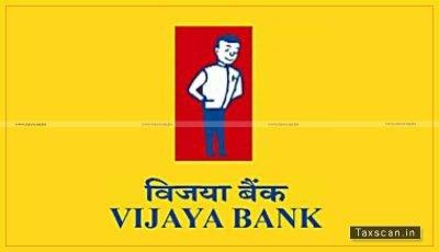 Vijaya Bank - Financial Company - Deduction - Karnataka High Court - Taxscan
