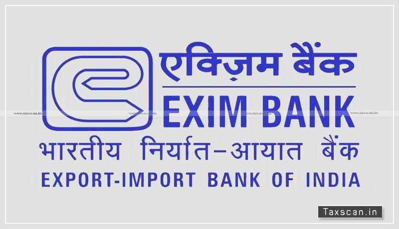 CA - LLB - Vacancy - Exim Bank - jobscan - Taxscan