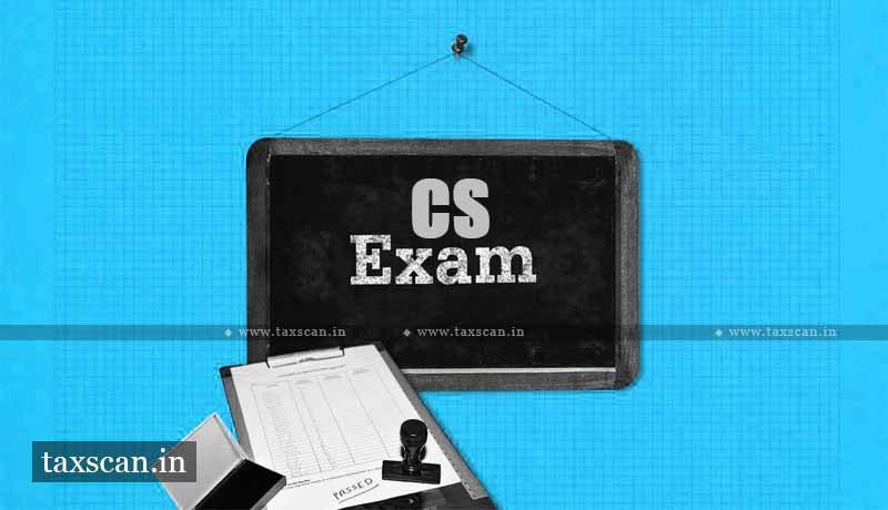 CS Exams - CS Students - ICSI - Taxscan