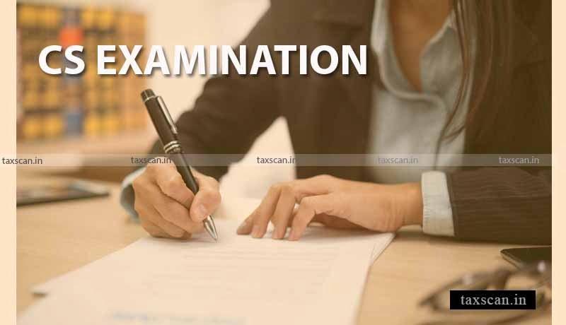 CS Exams December 2020 - ICSI - CS students - Opt Out - CS Exams - Taxscan