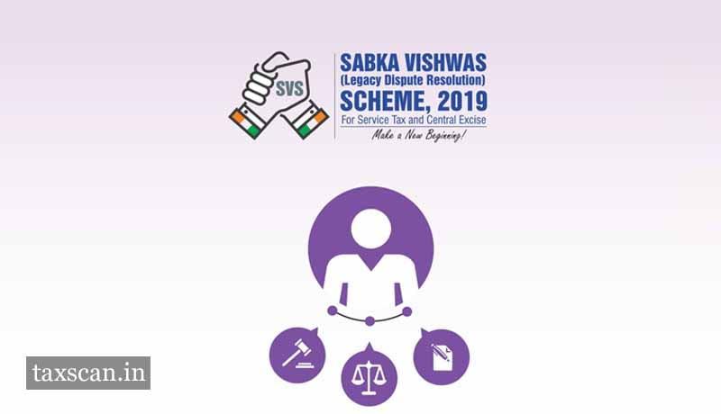 Service tax liability - SVLDR Scheme - Gujarat High court - Taxscan