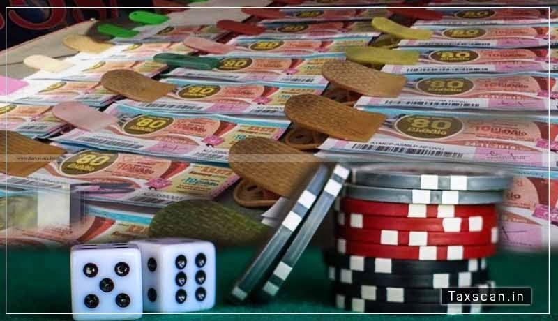 Lotteries - casino - gambling - GST - Supreme Court - lottery - Taxscan