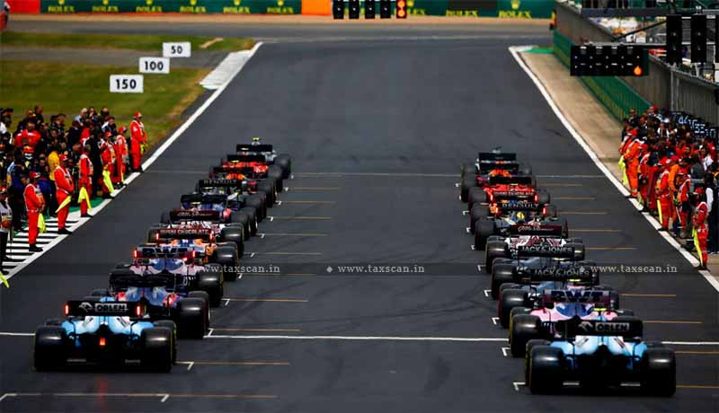 Jaypee Sports Seeks Refund of Deposit: SC says petition challenging Entertainment Tax Exemption to F1 Race not maintainable [Read Order]