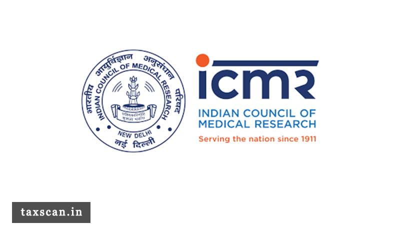 CA - ICWA - vacancy - ICMR - taxscan
