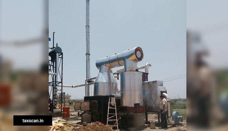 GST - Agro Waste Thermic Fluid Heaters - Boilers - AAR - Taxscan