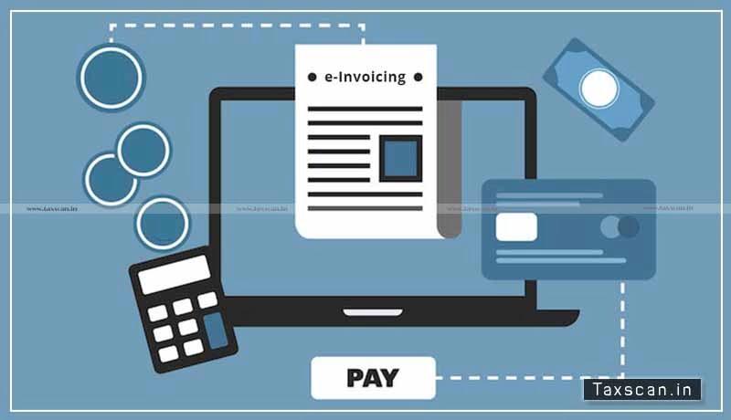 GST - E-Invoices Schema - E-Invoice - Taxscan