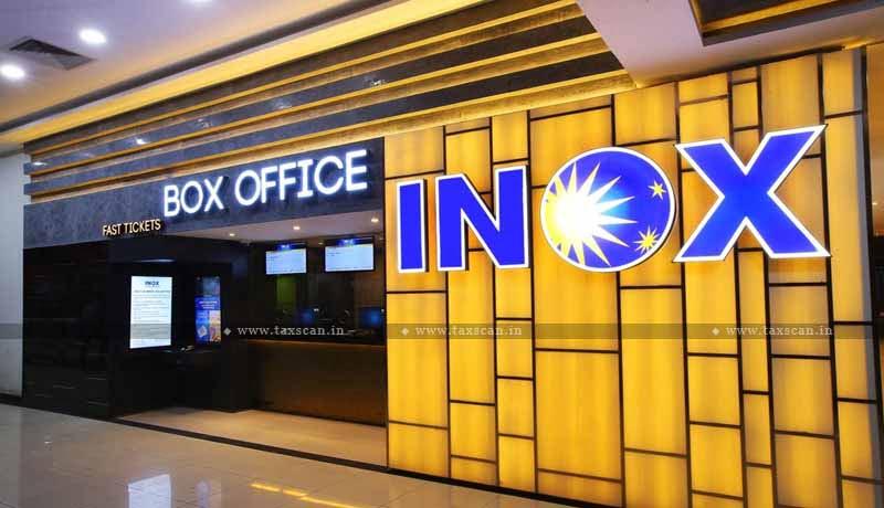 GST - NAA - Inox Leisure - Taxscan