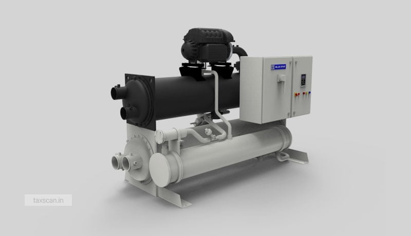 GST - Testing - Commissioning - 160 TR Chilled Water Plant - AAR - Taxscan