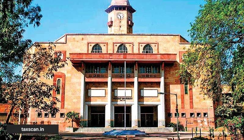 GST - degree courses - students - Gujarat University - AAR - Taxscan