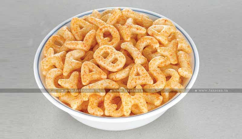 GST - supply of Fried Fryums - AAR - Taxscan