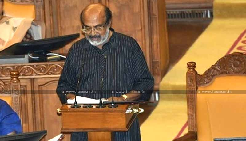 Kerala Budget 2021 - Dr. Thomas Issac - Vehicle Tax - Building Tax waiver - Eco-friendly Constructions - Taxscan