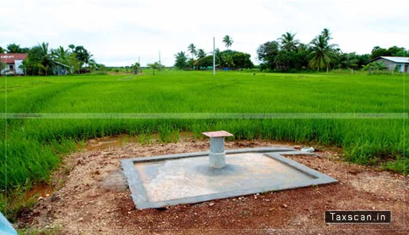 Letting out of Compressors for Pumping of Water from Borewells to Agricultural field is not 'Support Service for Agriculture: AAR [Read Order]