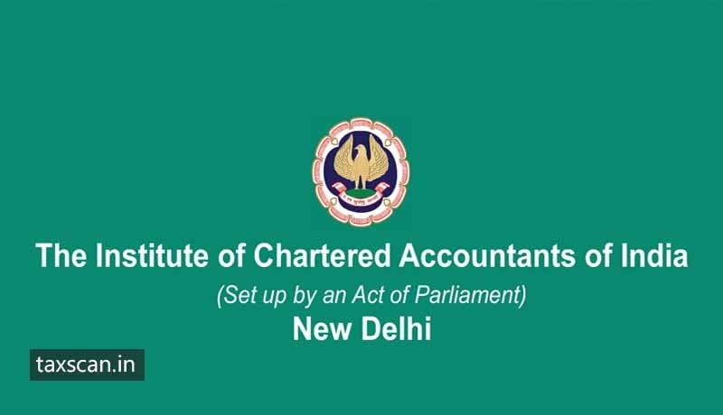 MEF application - ICAI - Taxscan