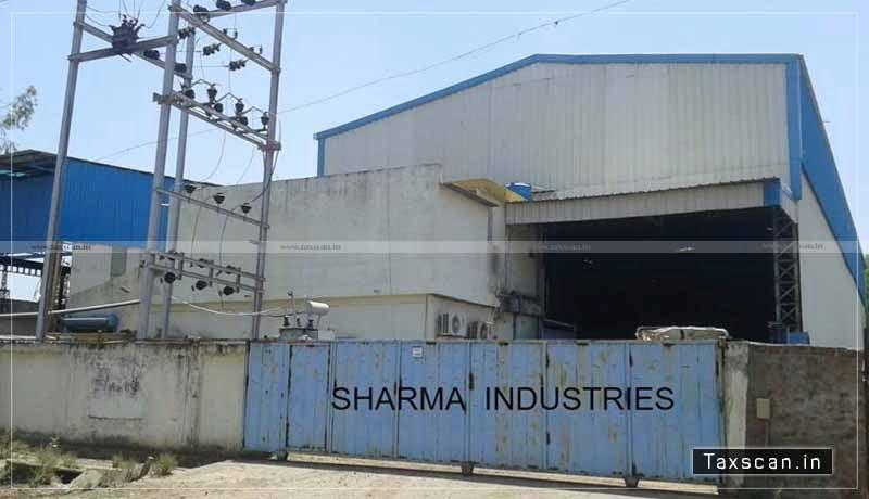 NAA - Sharma Industries - denying GST - customers- Taxscan