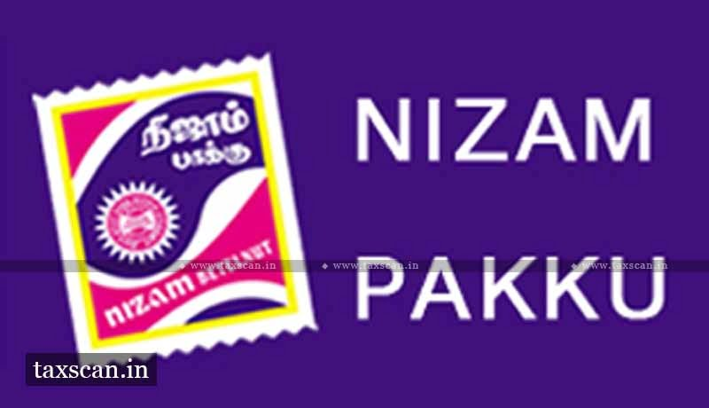 GST - Betel Nut - AAAR - Nizam Pakku - AAR - Taxscan