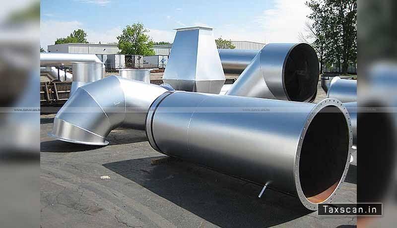 GST - fabricating tanks - AAR - Taxscan