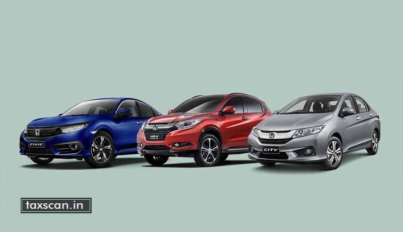 Honda Cars - CENVAT Credit - CESTAT - Taxscan