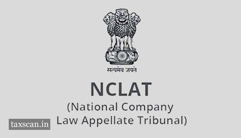 NCLAT - Judicial Intervention - period of CIRP - Taxscan