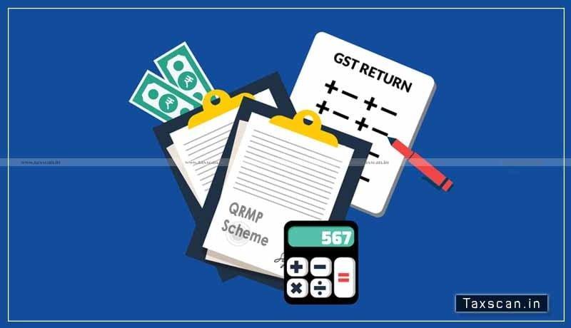 New Option for payment - QRMP Scheme - GST Portal - GSTN - Taxscan