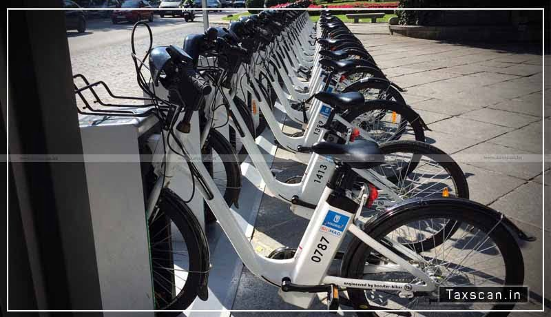e-bikes - bicycles without operator - AAAR - taxscan