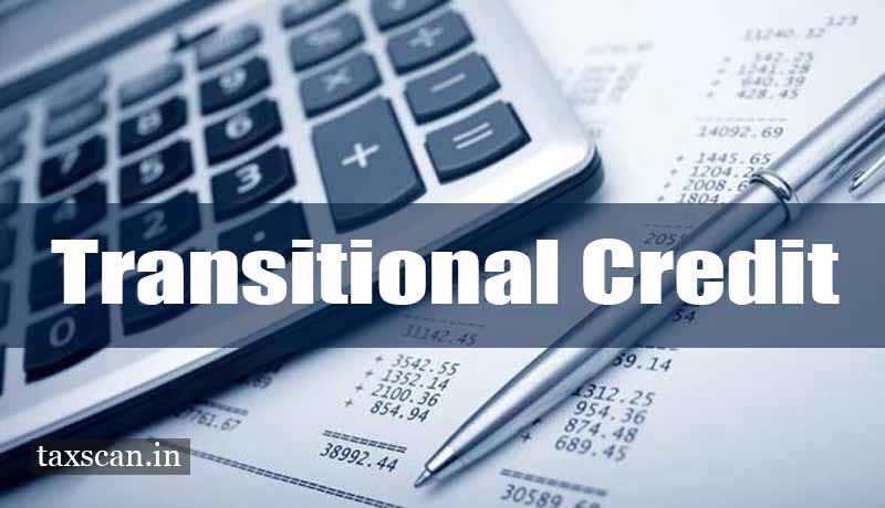 eligibility of Transitional Credit - Advance Ruling - AAAR - Taxscan