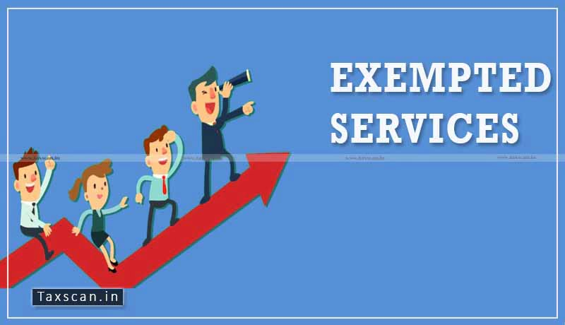 Article of human consumption - exempted services - CGST Commissioner - Taxscan