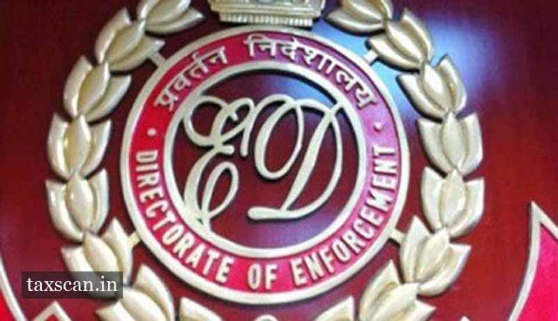 Enforcement Directorate - CAs - Gayatri Prajapati - Taxscan