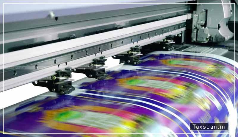 GST - AAAR - Printed Trade Advertising - PVC Materials - Taxscan