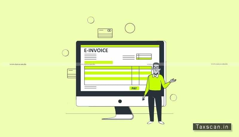 GST- E-Invoicing - GST Einvoicing - Taxscan