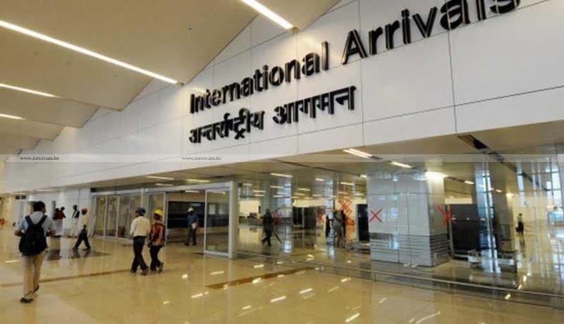 GST refund - GST - refund - retail - outlets - departure area - international airport - Delhi Government - Taxscan
